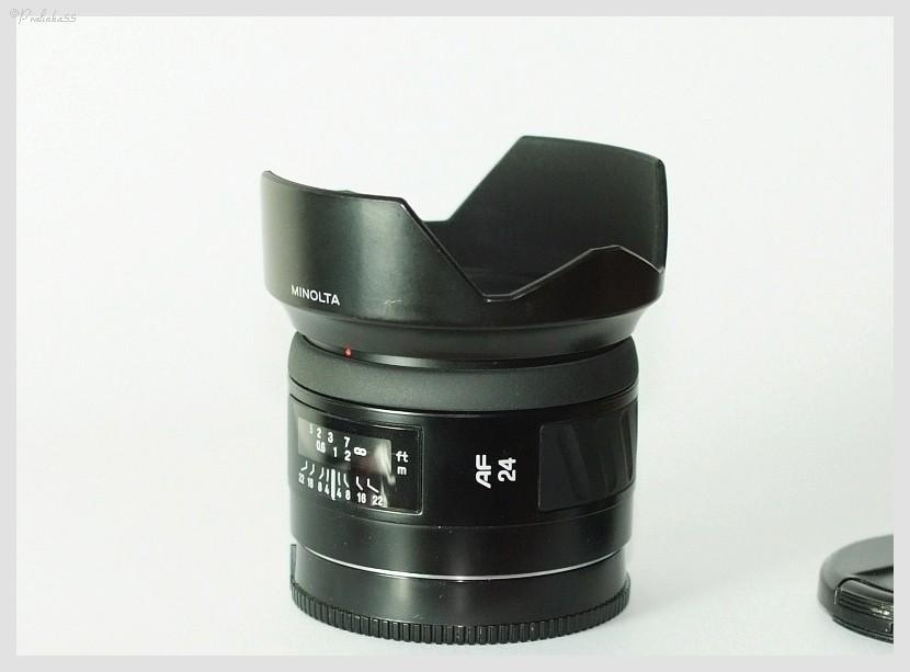 Minolta AF 24mm F/2.8
