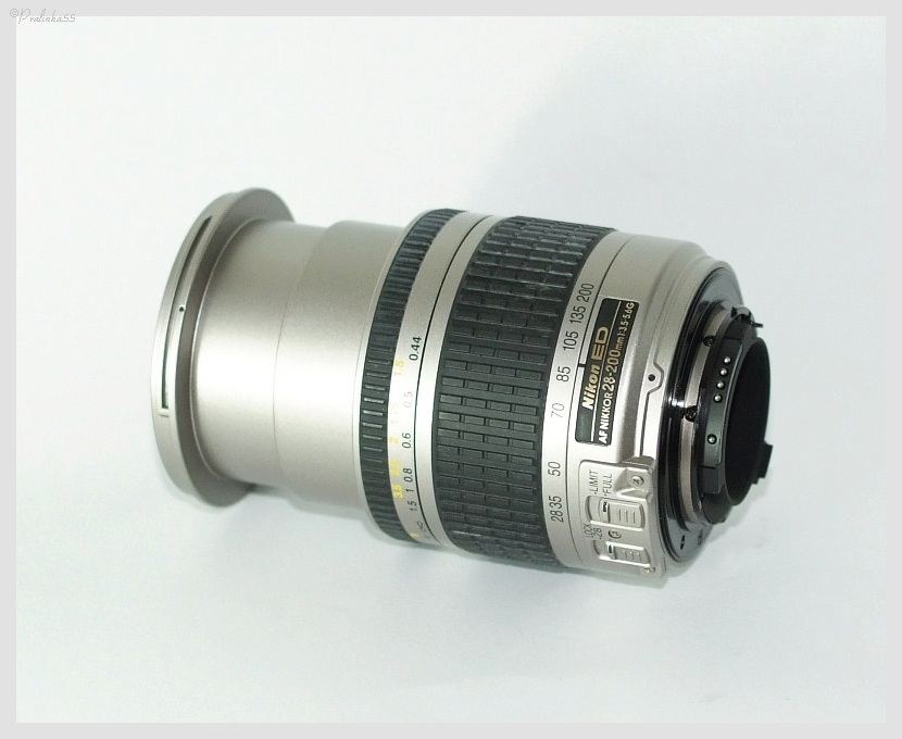 Nikon 28-200mm f/3.5-5.6G ED IF