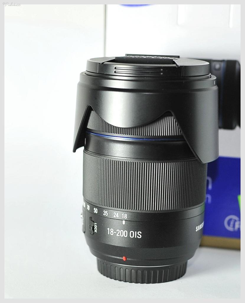 Samsung 18-200mm f/3,5-6,3 ED OIS TOP