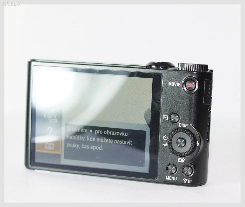 Sony Cyber-shot DSC-WX300
