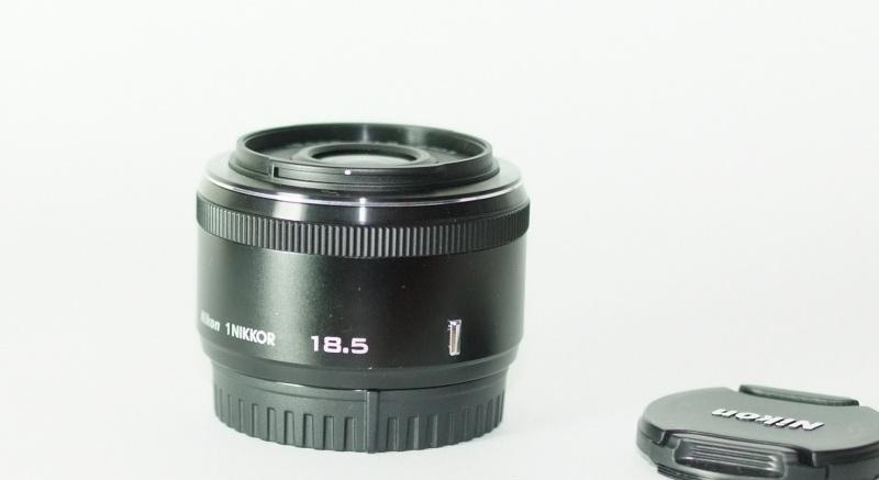 Nikon 1 Nikkor 18.5mm f/1.8