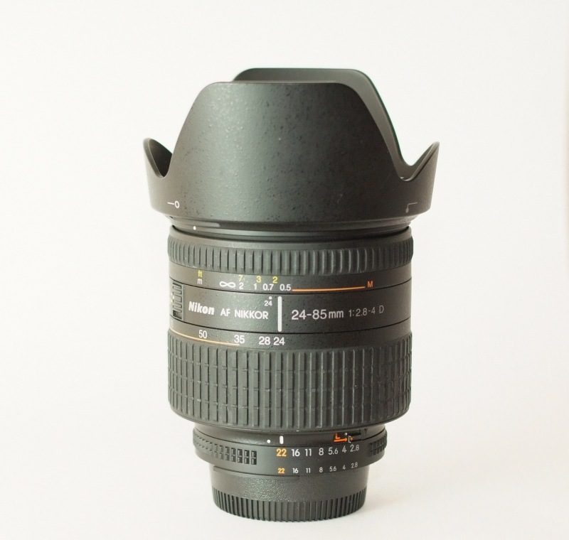 Nikkor AF 24-85mm f/2.8-4 D IF SUPER STAV