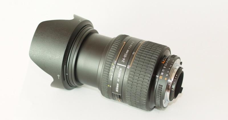 Nikkor AF 24-85mm f/2.8-4 D IF SUPER STAV