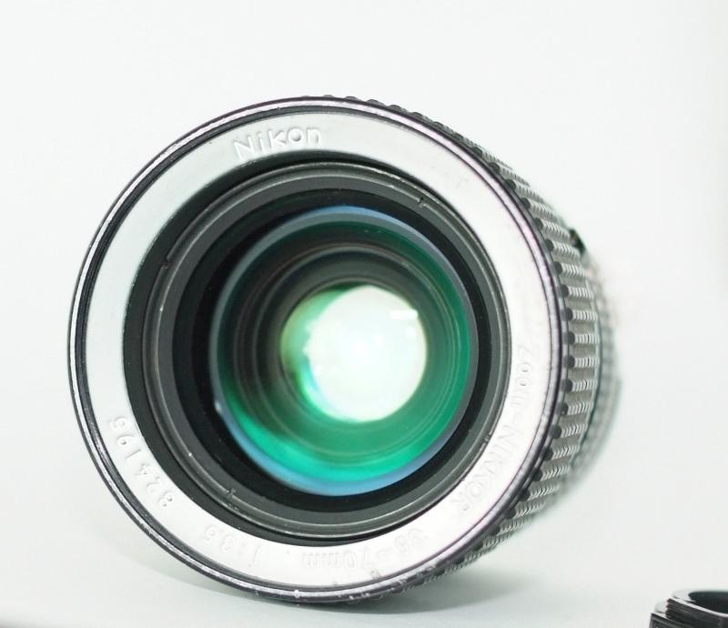 Nikon MF 35-70mm f3.5 AIS