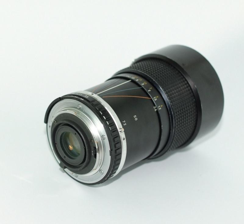 NIKON MF 36-72mm 3.5 AIS serie E