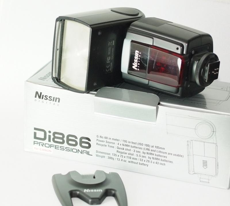 Nissin Di866 pro CANON