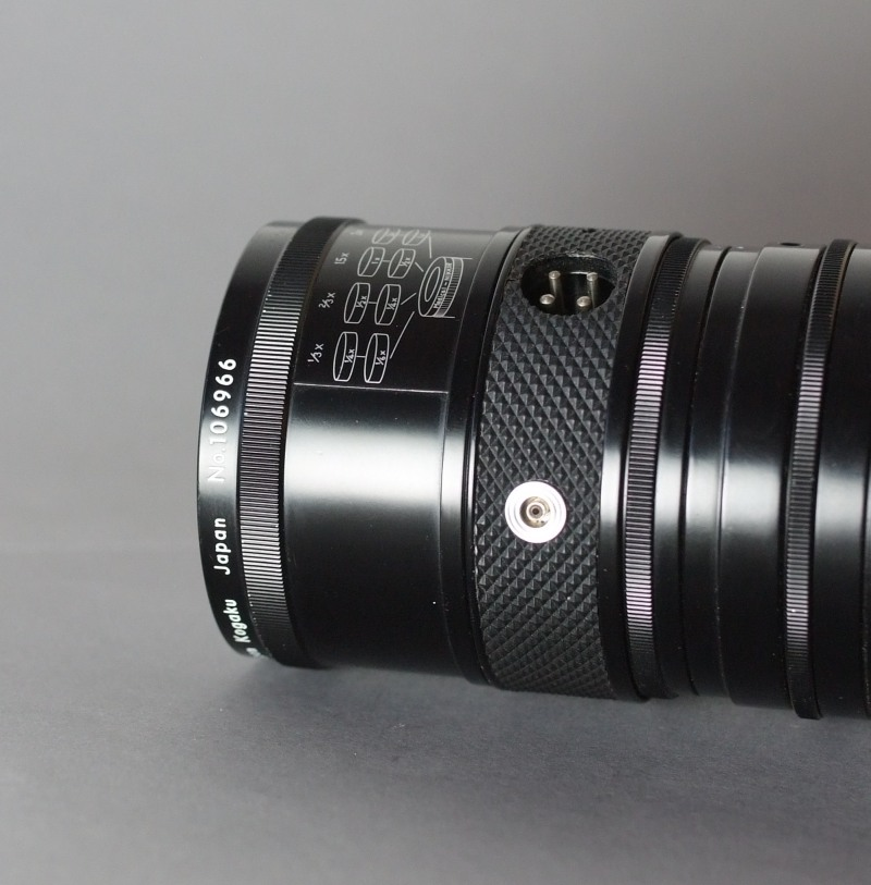 Medical Nikkor MF 200mm f/5.6 macro