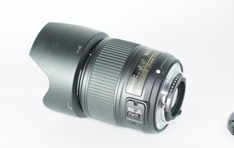 Nikkor AF-S 35mm F/1.8G ED záruka do 10/2016