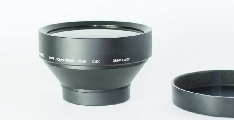 širokoúhlá předsádka Panasonic DMW-LW52
