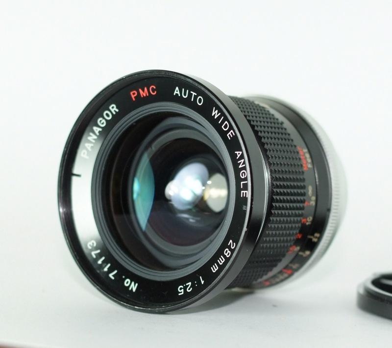 Panagor MF 28mm f2.5 pro NIKON