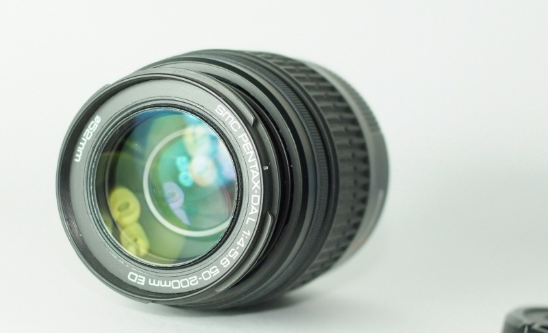Pentax smc DA 50-200mm f/4-5,6 ED