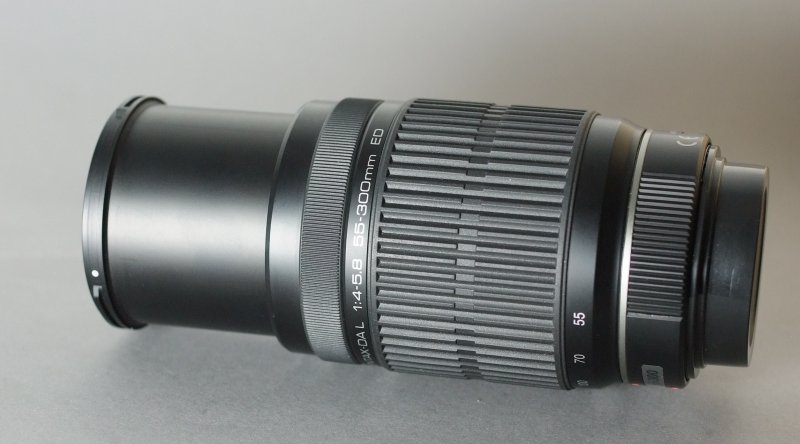 Pentax DA 55-300 mm F 4,0-5,8 ED SUPER STAV
