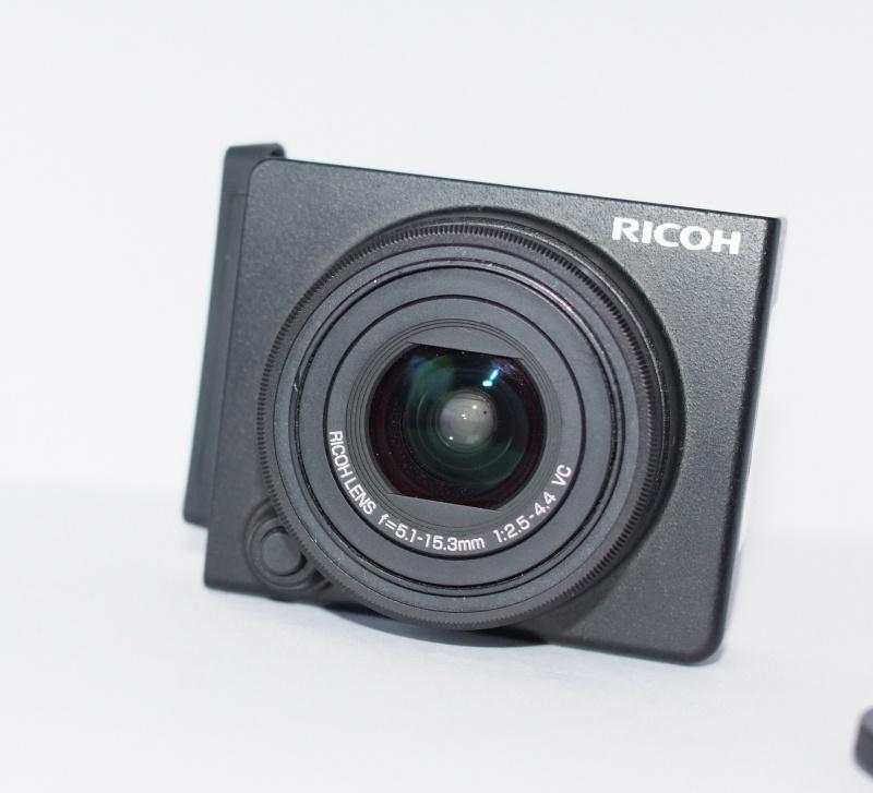 Ricoh GXR S10 24-72mm VC