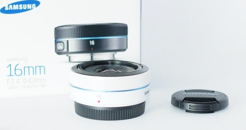 Samsung 16mm f/2,4