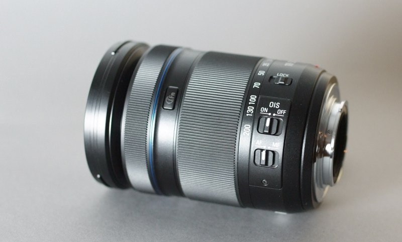 Samsung 18-200mm f/3,5-6,3 ED OIS TOP STAV