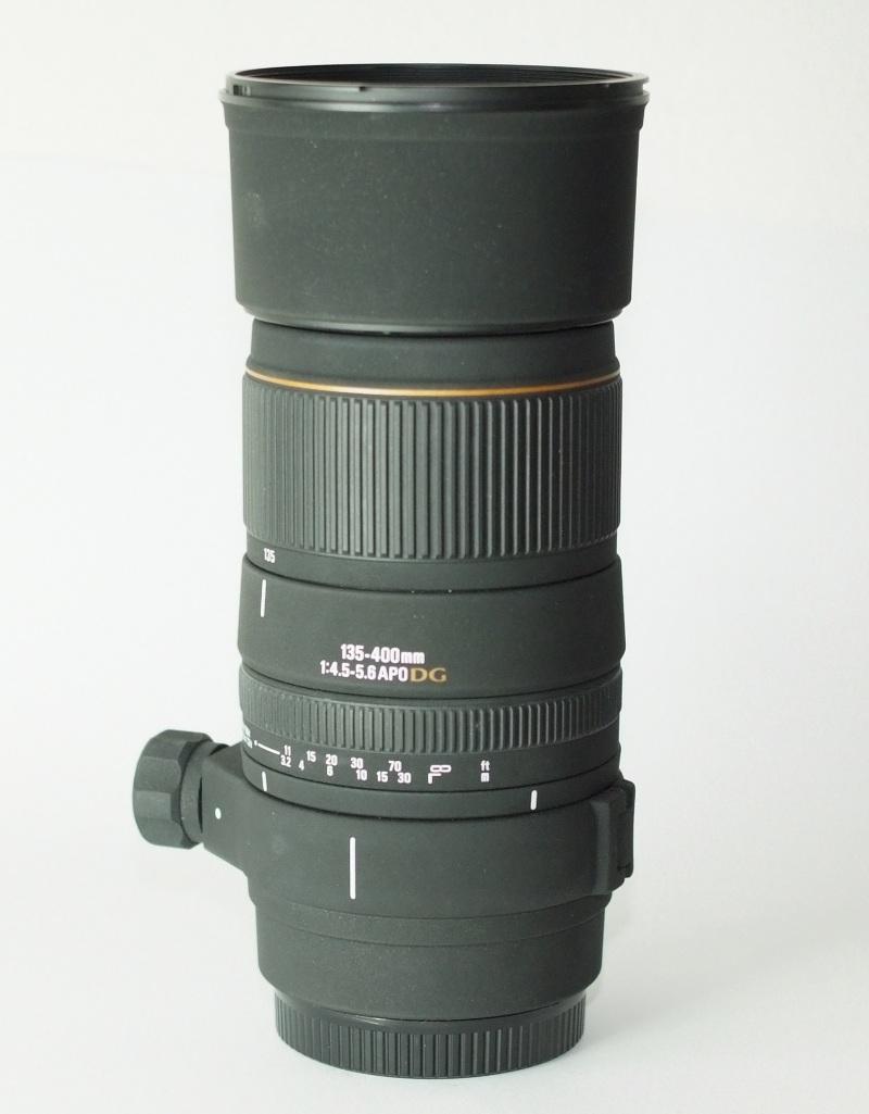 Sigma 135-400/ 4.5-5.6 APO DG ASPHERICAL pro Canon