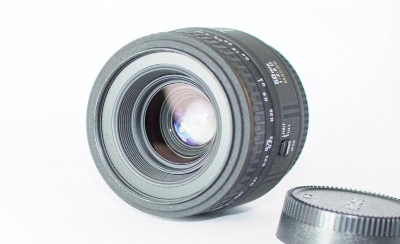 Sigma 50mm f/2.8 EX D MACRO pro NIKON
