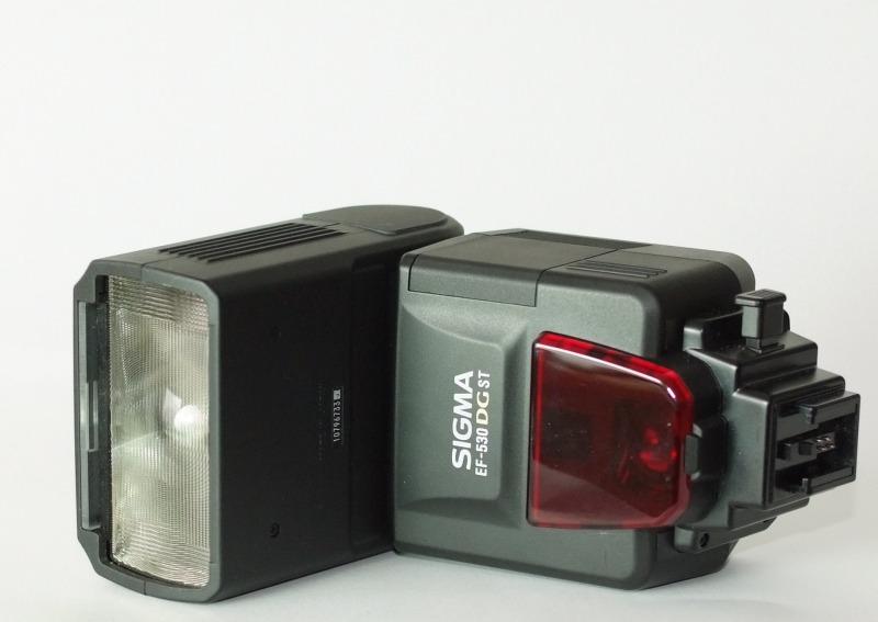 SIGMA blesk EF-530 DG ST pro SONY TOP STAV