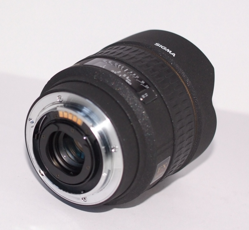 Sigma 14mm f/2.8 EX ASPHERICAL pro SONY