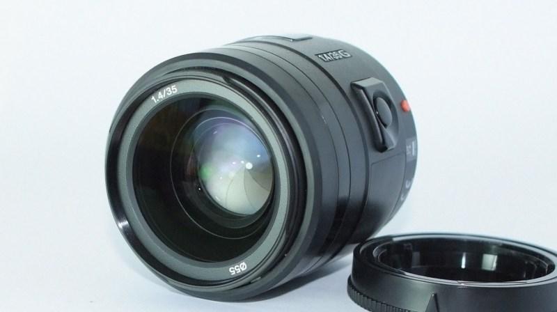 Sony 35mm f/1,4 G  TOP STAV AKCE