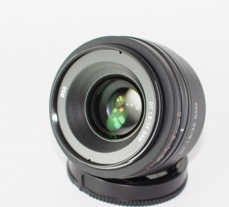 Sony 35mm f/1,8 SUPER STAV