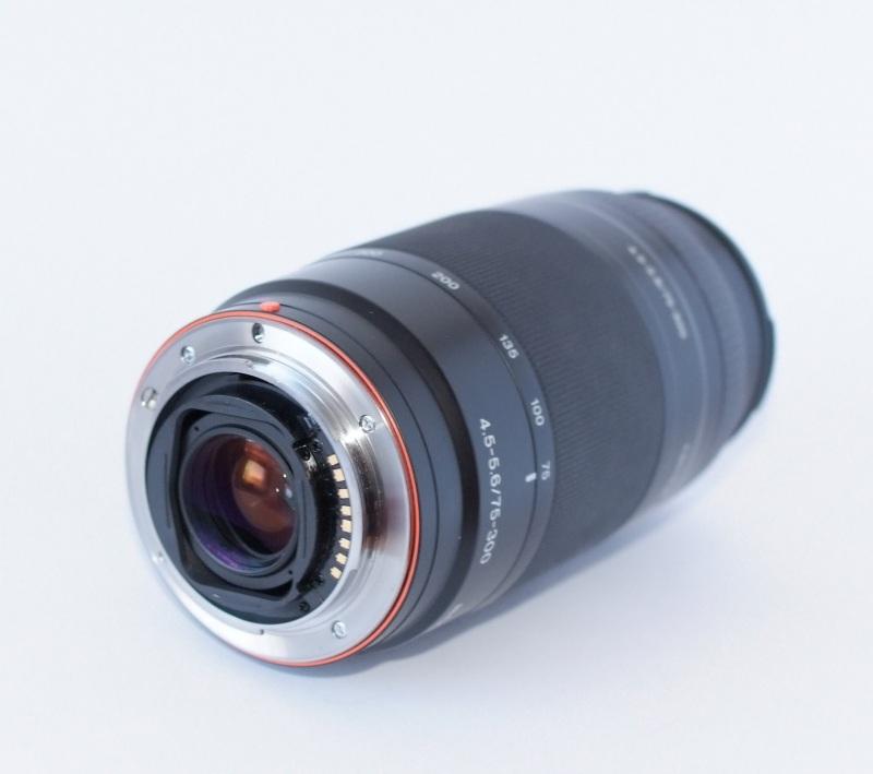 Sony 75-300mm f/4,5-5,6