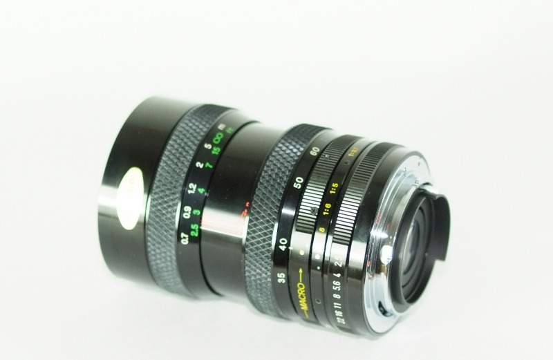 Soligor MC 35-70mm 2.5-3.5 pro Pentax PK