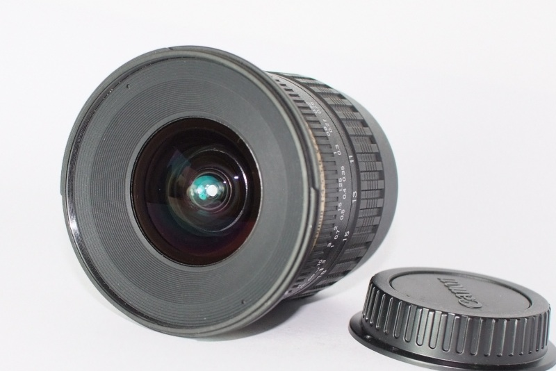 Tamron AF SP 11-18mm F/4,5-5,6 Di II pro  CANON