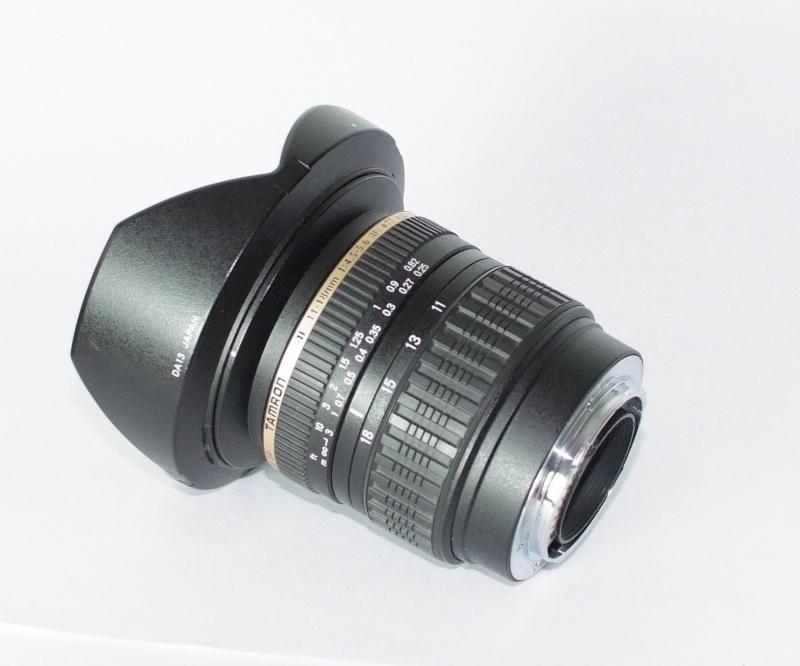 Tamron AF SP 11-18mm F/4,5-5,6 Di II pro  SONY