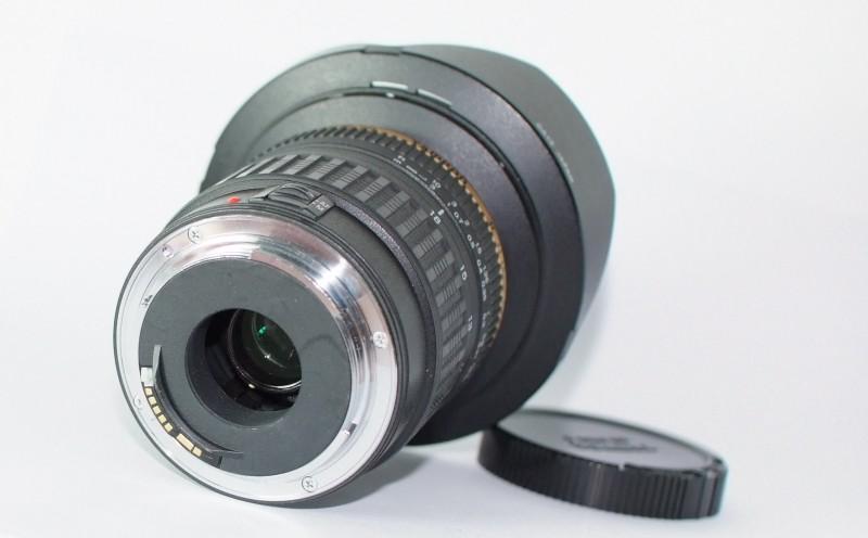 Tamron AF SP 11-18mm F/4,5-5,6 Di II pro  CANON