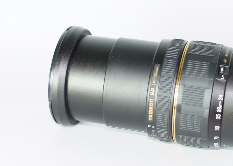 Tamron AF SP 24-135mm F/3.5-5.6 pro Canon