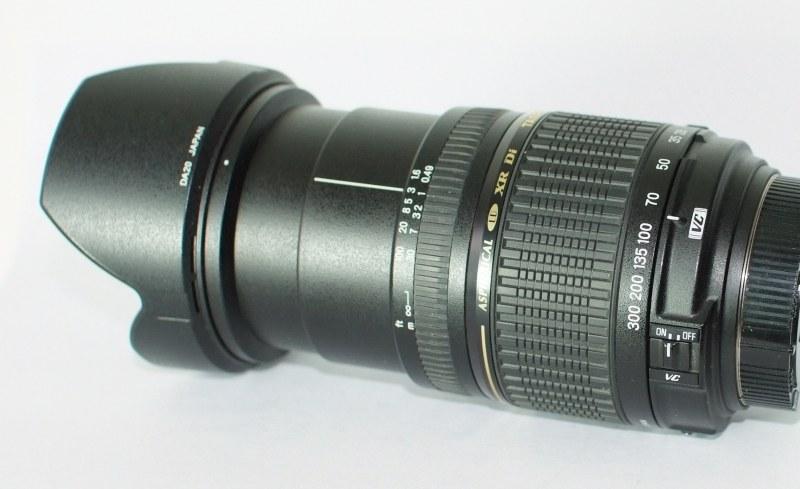 TAMRON AF 28-300mm F/3.5-6.3 VC Di pro Nikon