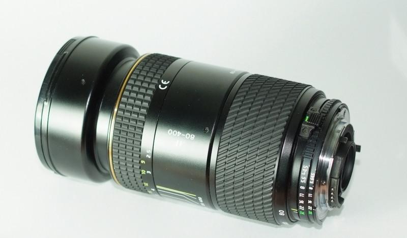 Tokina AF 80-400mm f/4,5-5,6 pro NIKON