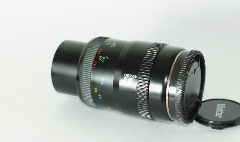 VIVITAR AF 100mm 3.5 makro 1:2 pro SONY
