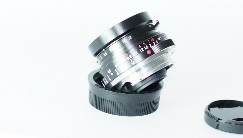 Voigtlander Color Skopar 25mm f/4,0 pro M-bajonet