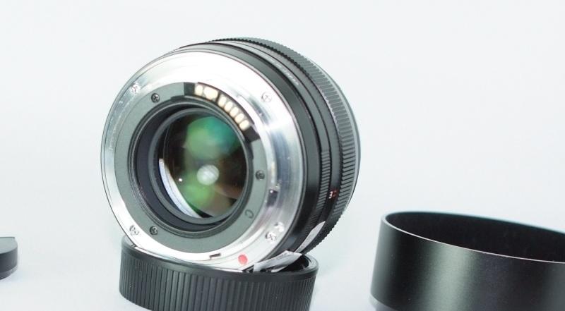 ZEISS Planar T* 50 mm f/1,4 ZE pro Canon