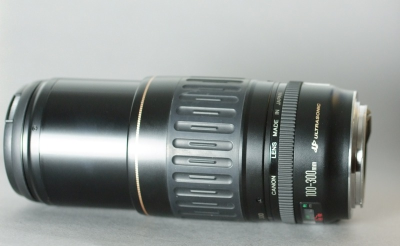 Canon EF 100-300mm f/4.5-5.6 USM SUPER STAV