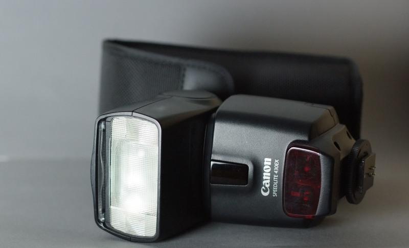 Canon SpeedLite 430EX  SUPER STAV