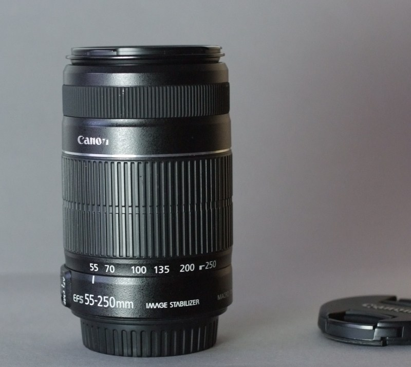 Canon EF-S 55-250mm f/4-5,6 IS II