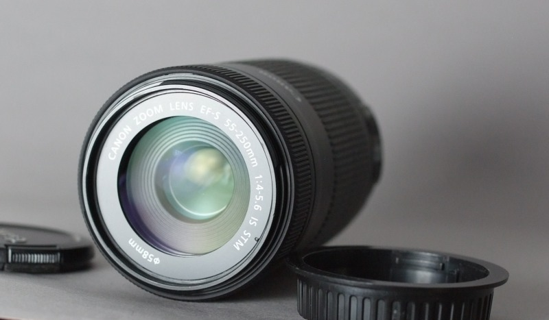 Canon EF-S 55-250mm f/4-5.6 IS STM SUPER STAV