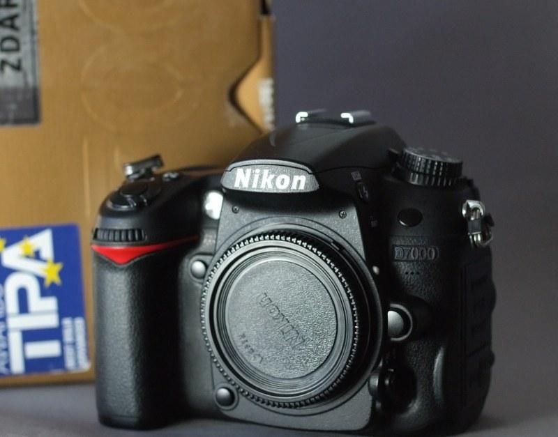 Nikon D7000 SUPER STAV