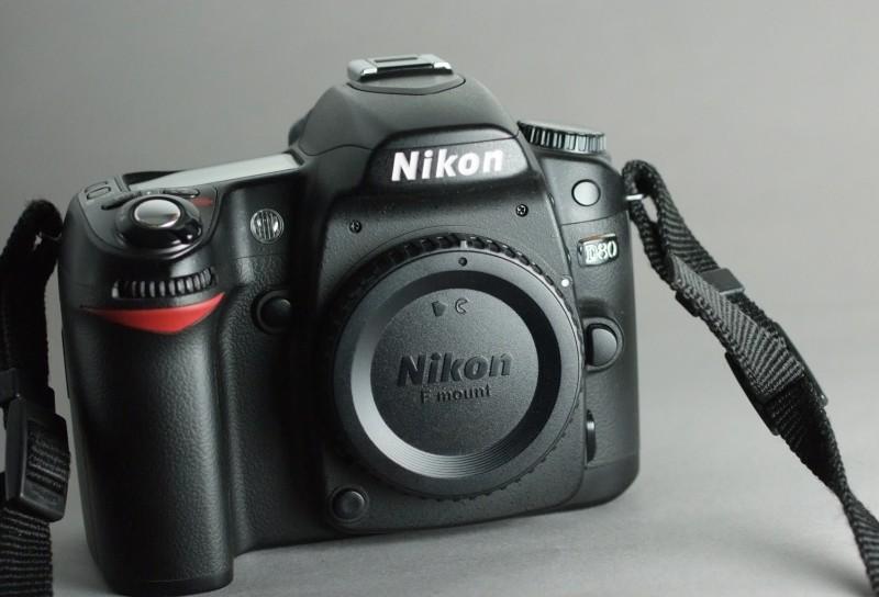 NIKON D80 + Nikon 35-80mm
