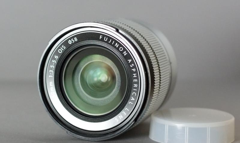 Fujifilm XC 16-50mm f/3,5-5,6 OIS záruka 9/2017