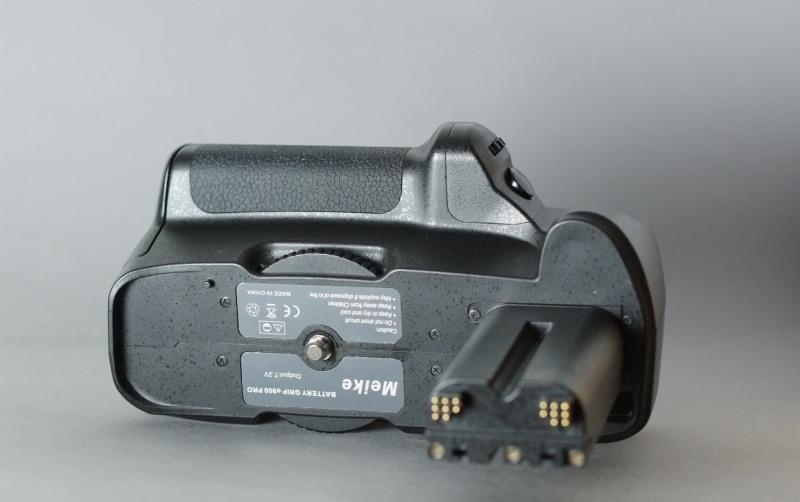 Bateriový grip Meike A900