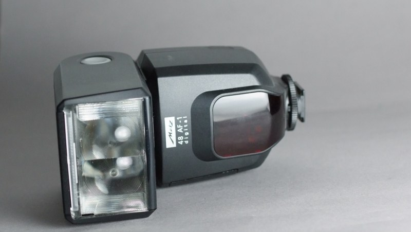 Metz MB 48 AF-1 digital pro PENTAX