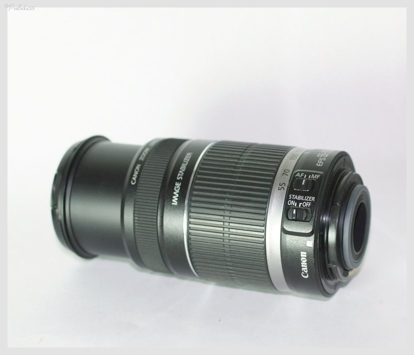 Canon EF-S 55-250 mm f 4-5,6 IS