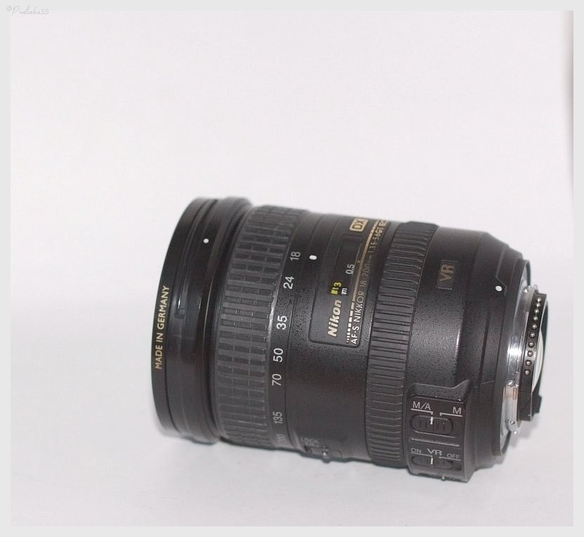 Nikkor 18-200 mm f/3,5-5,6G AF-S DX ED VR II