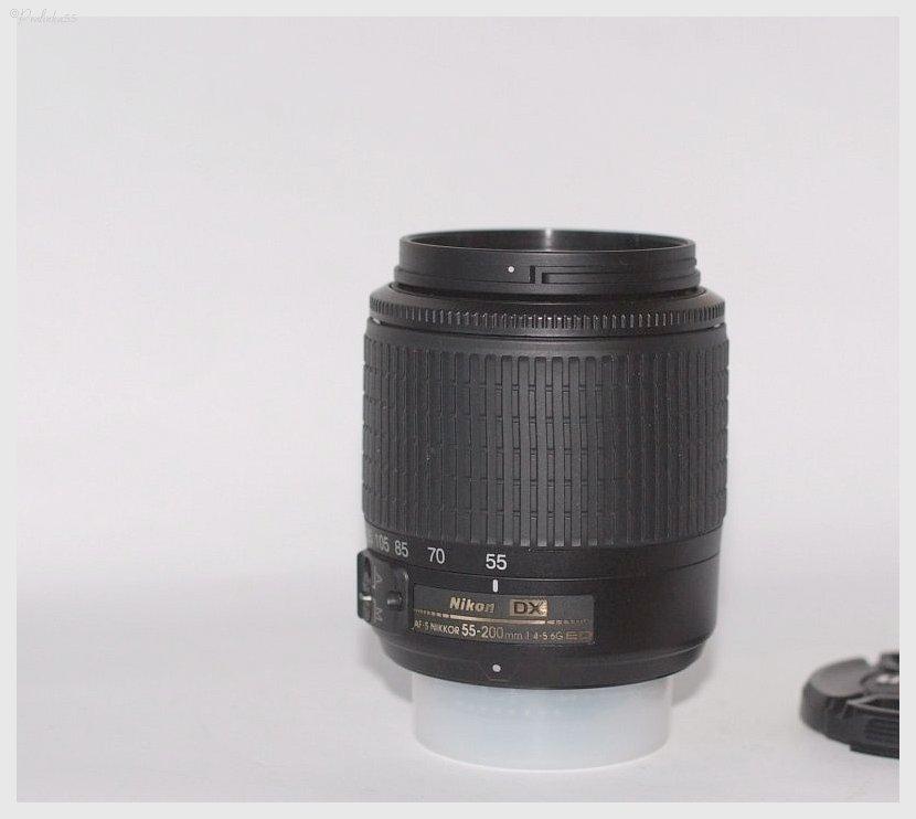 Nikkor 55-200mm f/4-5.6G AF-S DX