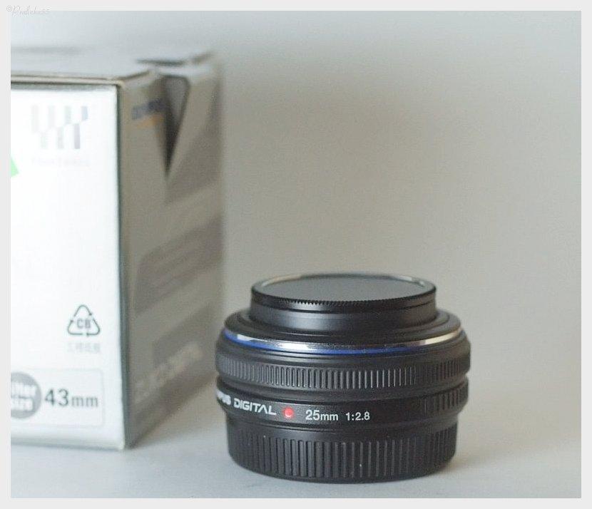 Olympus Zuiko Digital 25mm f/2,8