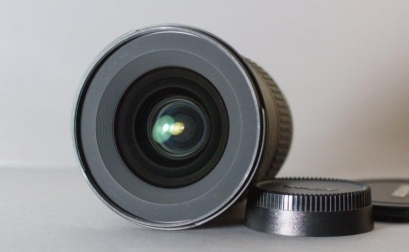 Nikkor 18-35mm f/3,5-4,5 D IF-ED AF TOP STAV